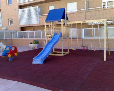 Imagen de Parques Infantiles Colegio