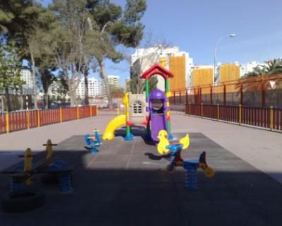 imagen Parques Infantiles colegios