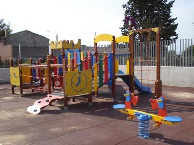 imagen de Parques Infantiles en colegios