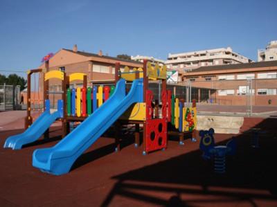 Imagen de Parques Infantiles para colegios