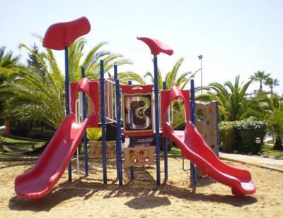 imagen de Parques Infantiles en Hotel