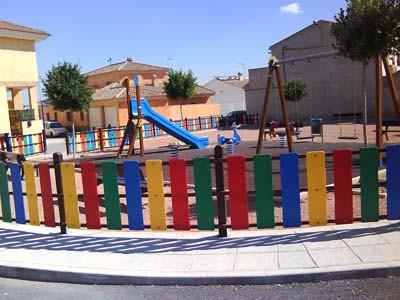 imagen de Parques Infantiles Orihuela