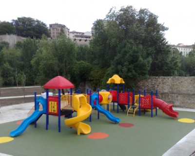 imagen de Parques Infantiles Pamplona