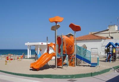 imagen de Parques Infantiles playa piles