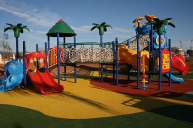 imagen de Parques Infantiles Rafelbuñol