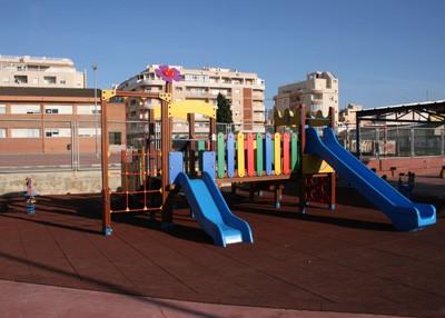 imagen de parques infantiles en Torrevieja