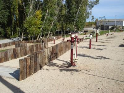 imagen de parques infantiles Villamor de los Escuderos