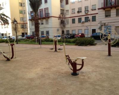imagen de parques infantiles en Valencia