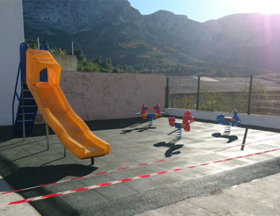 Parque Infantil en Alpatró