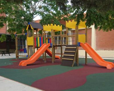 Parque Infantil en Puzol