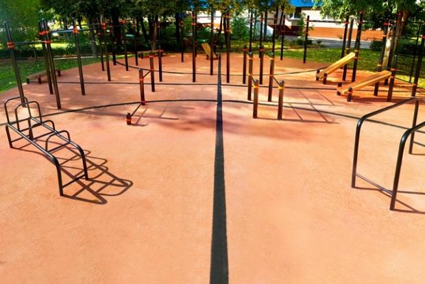 parques calisténicos en Valencia