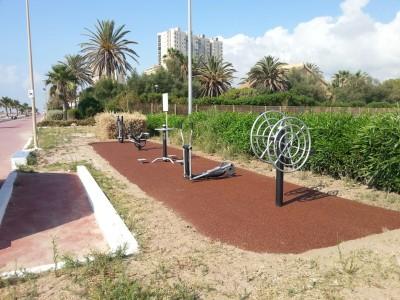 Parque Biosaludable en El Puig