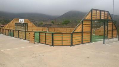Pista Multideporte en Andilla