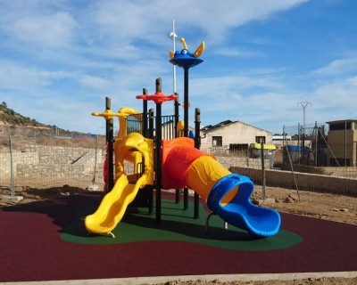 Juegos Infantiles y Suelo en Montserrat