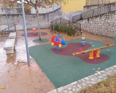 Zonas de juegos en Castalla