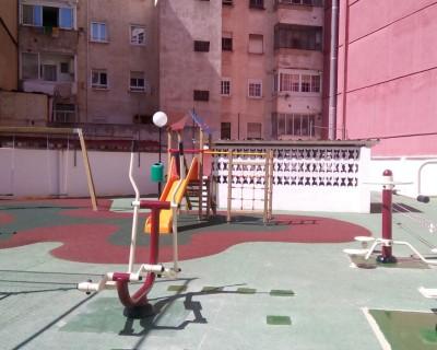 Juegos Infantiles, Biosaludables y Suelo de Caucho