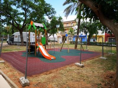 Juegos Infantiles y Suelo de Caucho en Rafelbuñol