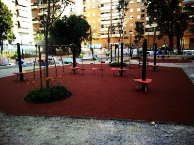 Suelo de Caucho en Valencia