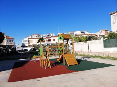 Juegos Infantiles y Suelo de Caucho en Guardamar del Segura