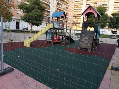 Suelo de Caucho Continuo en Valencia