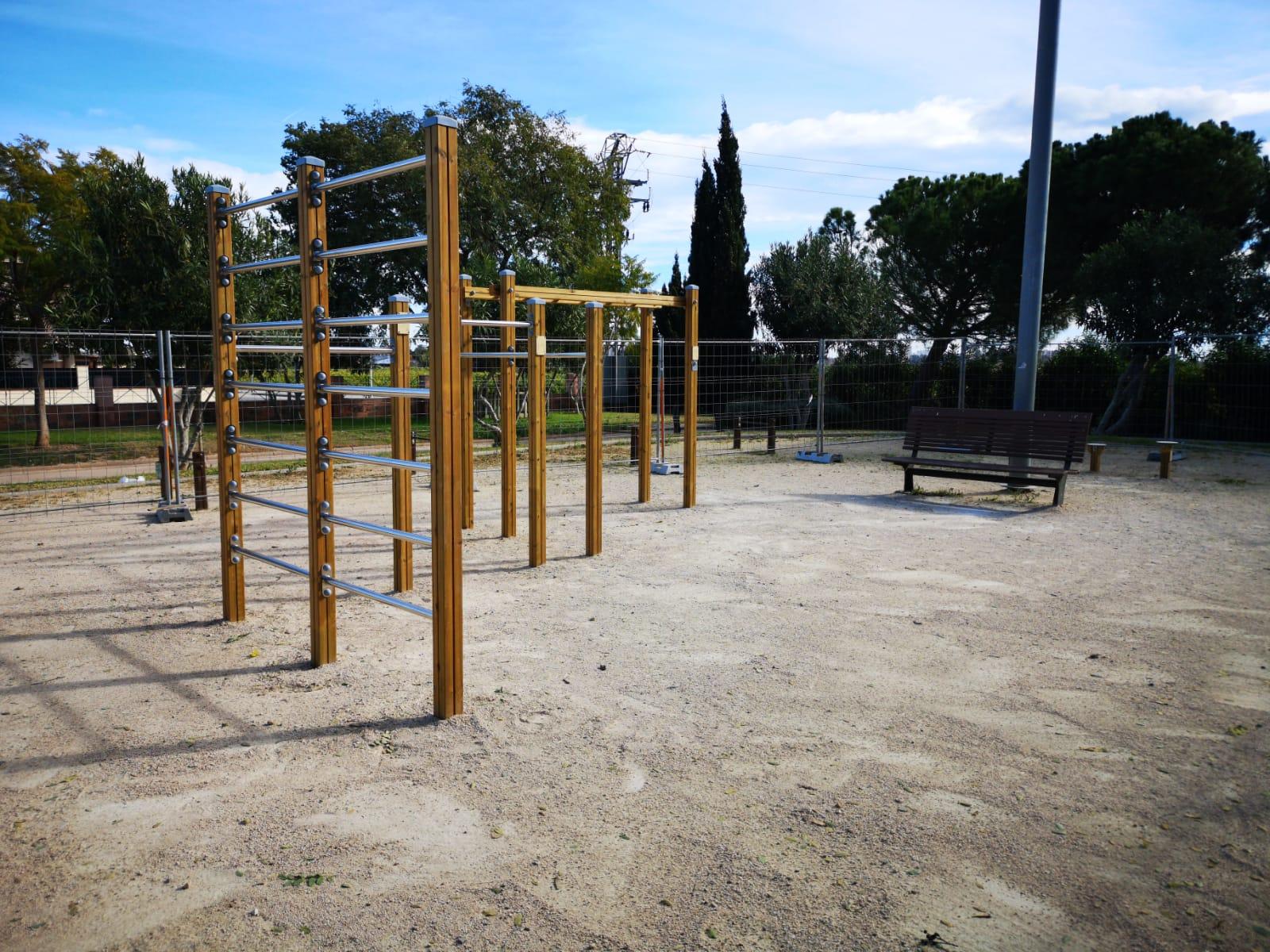 Circuito Deportivo en El Puig