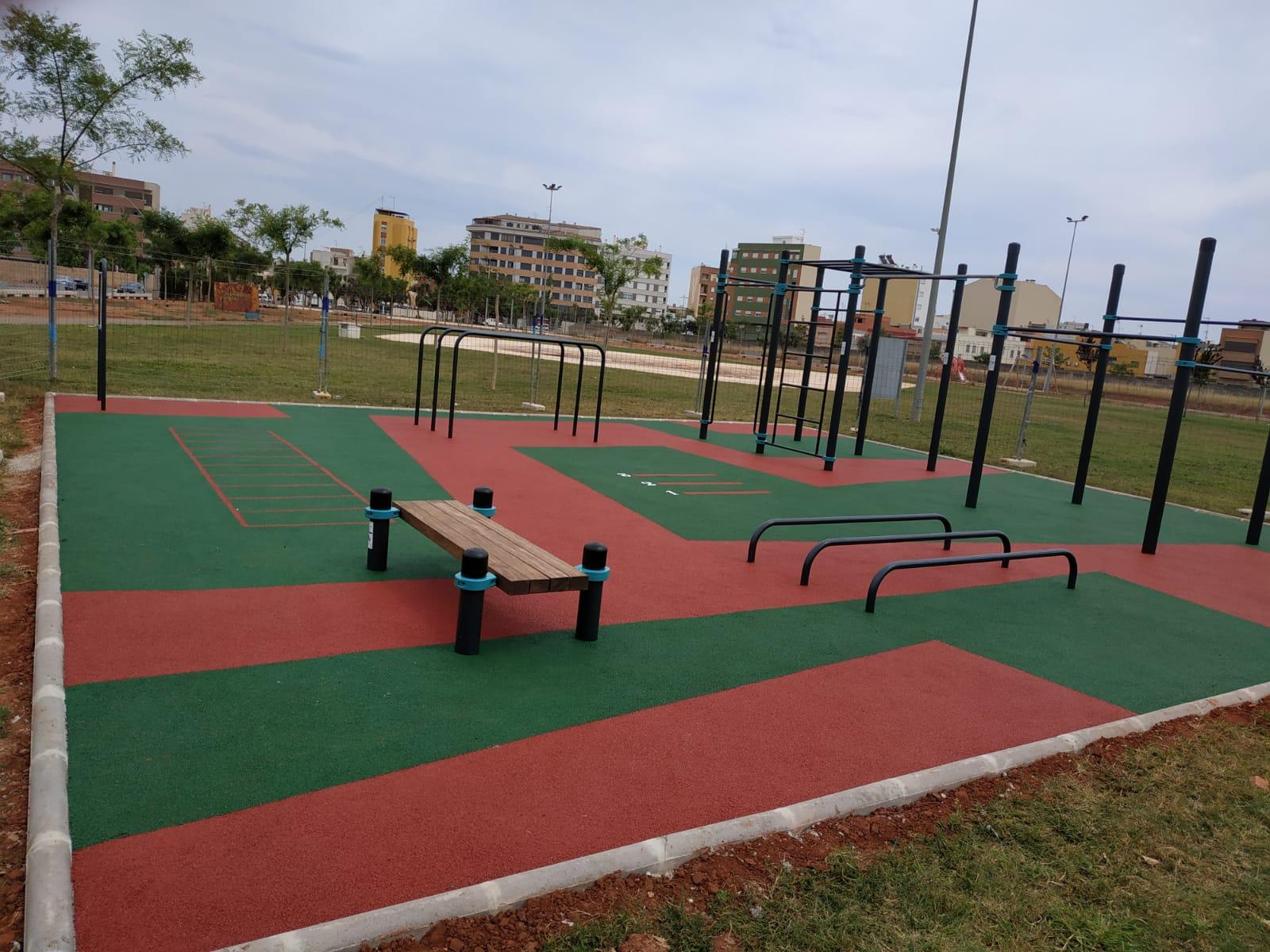 Parque de Calistenia en Villarreal