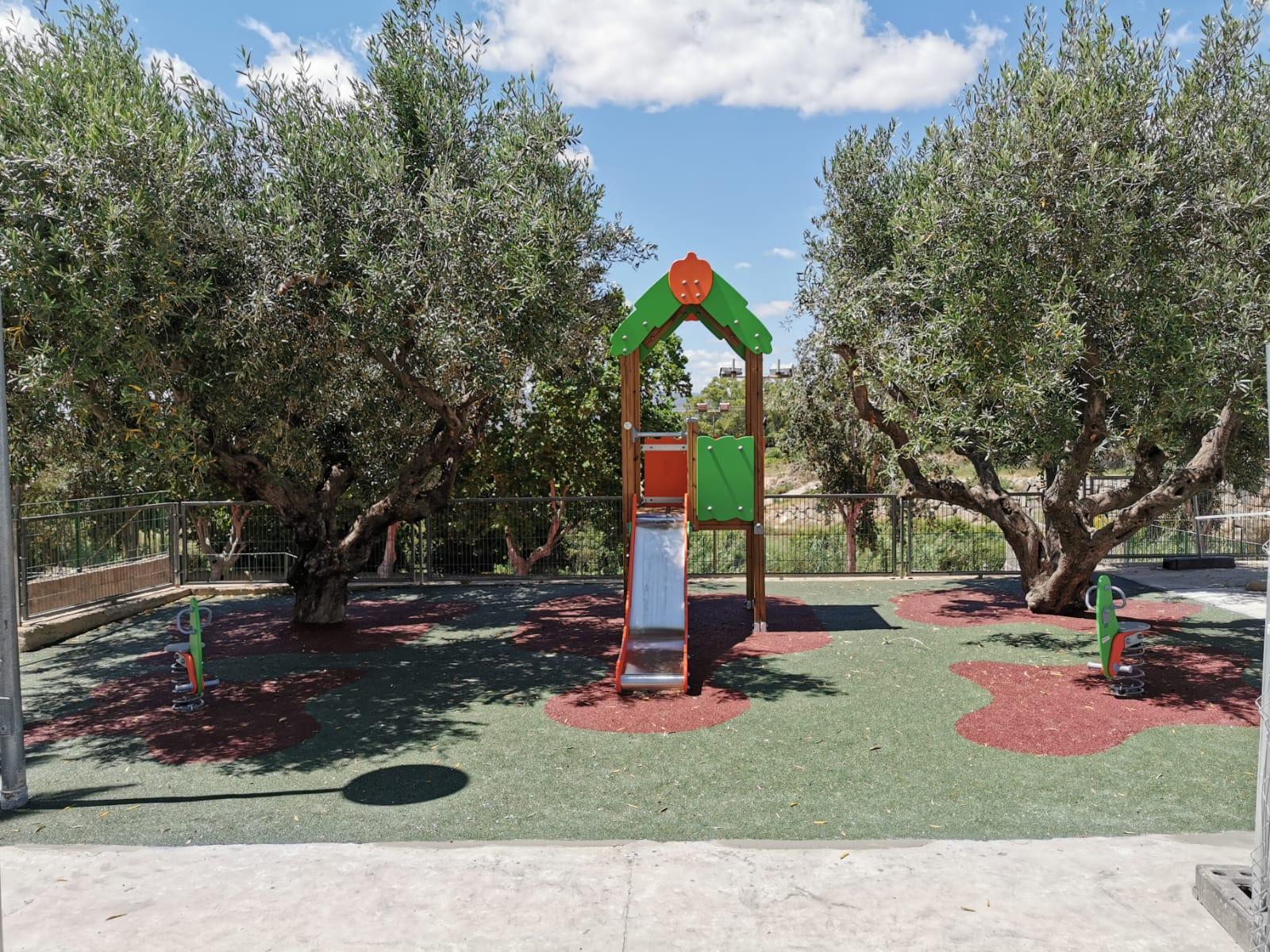 Juegos y Suelo instalados en Montserrat