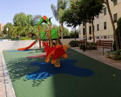 Juegos Infantiles y Suelo para comunidad de propietarios