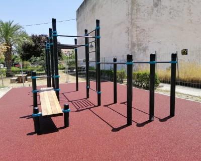 Parque de Calistenia en Muro de Alcoy