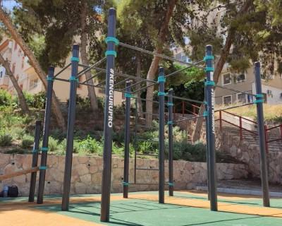 Parque de Calistenia en Elche