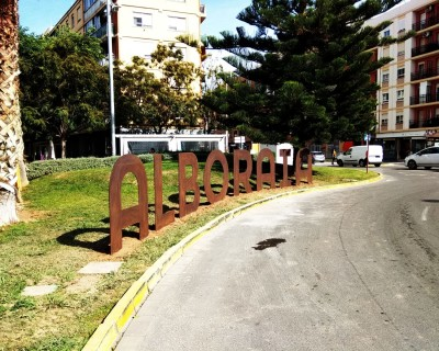 letras en Alboraia