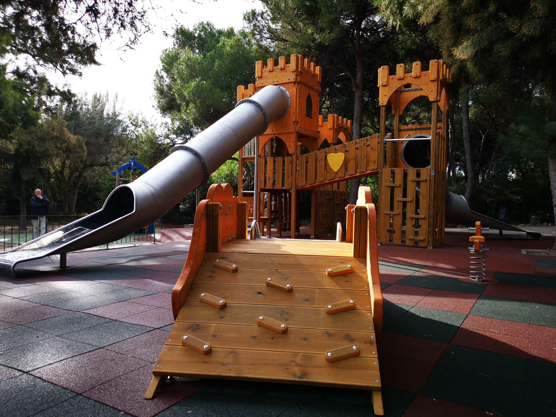 Parque Infantil en Burjassot