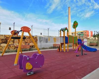 Juegos Infantiles y Placas de Caucho en Valencia
