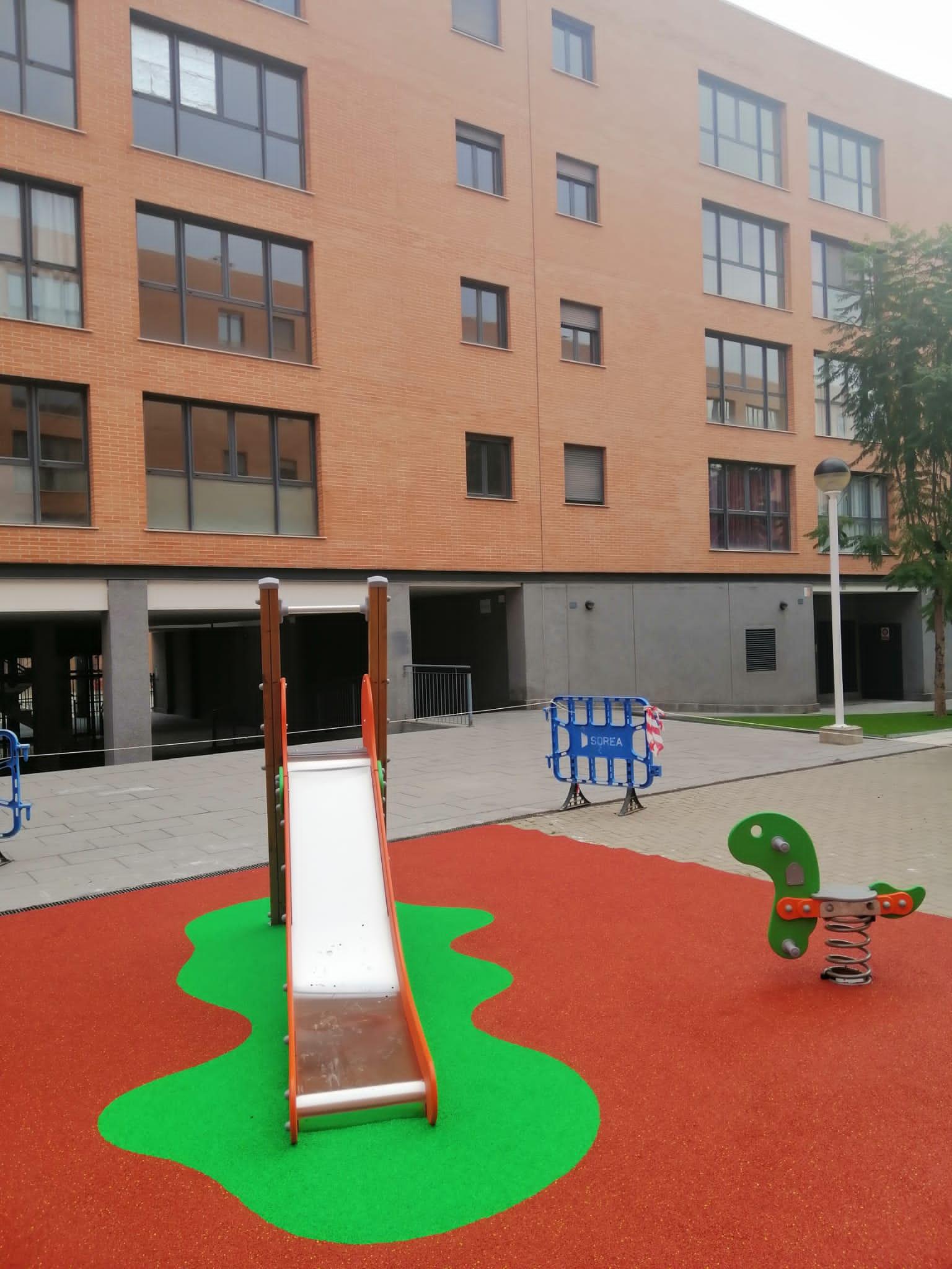 Juegos Infantiles y Suelo de Caucho en Castellón