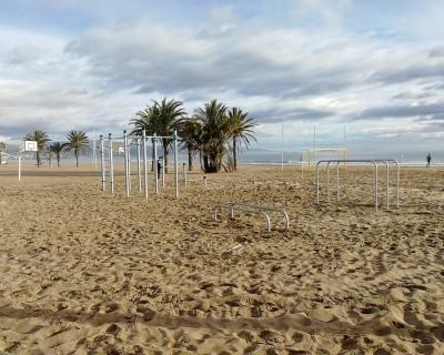 Parque de Calistenia en Alicante