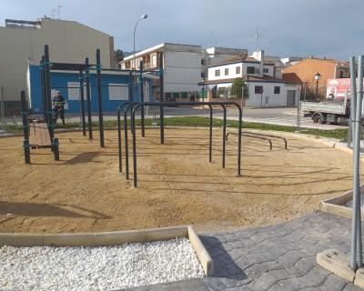 Parque de Calistenia en Favara