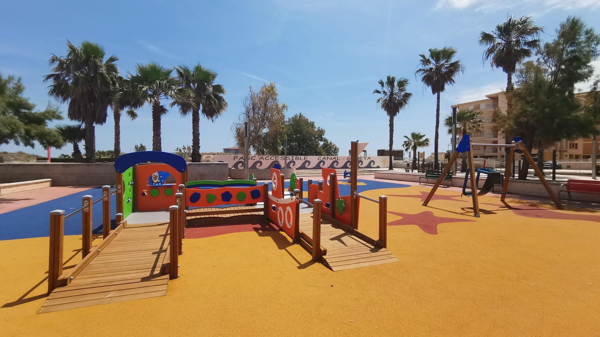 Parques adaptados
