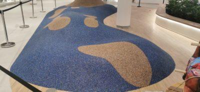Suelo Nike Grind de Playtop en Centro Comercial