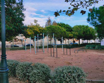 Parque de Calistenia en Catral